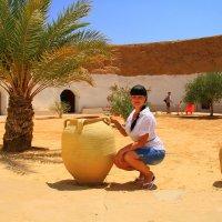 в Тунисе, в гостях у Берберов :: Nataliya Oleinik
