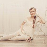 В ожидании чуда :: Накия Бахтеева