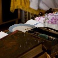 в крестильне :: Oleg(ODESSA) Pavlishen(студент NYIP)