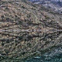 отражение.3-е озеро.Сибины. :: lev