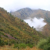Заблудившиеся облака :: Рахат ҒИЗАТОЛЛА