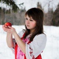 белоснежка. :: Мария Сергеевна
