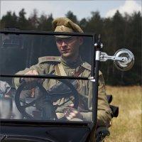 1916. Водитель командующего.. :: Виктор Перякин