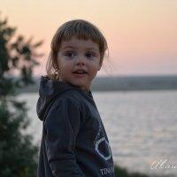 Детский портрет :: Александр Ивашков