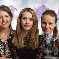 Тройной портрет :: Татьяна Губина