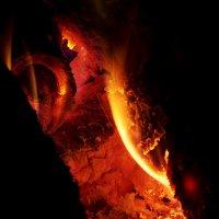 Огненное царство :: Вера Бережная