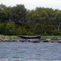 Северный  пейзаж :: Валерий Викторович РОГАНОВ-АРЫССКИЙ