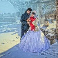 Русская свадьба :: Евгений Иванов