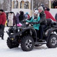 Катание на квадроцикле :: Алексей Golovchenko
