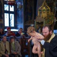 Крещение :: Елена Миронова