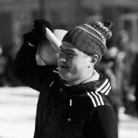 Самый сильный! :: Юлия Вандышева