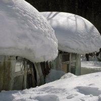 Снега. Мы в завале ... :: Владимир КРИВЕНКО