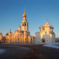 Кремлёвская площадь... :: Александр Никитинский