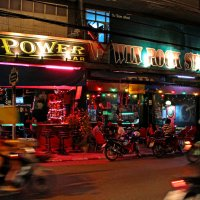 Таиланд, Чанг-Май. Движение в стиле рока :: Владимир Шибинский
