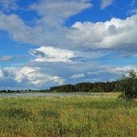 облака :: Александр Потапов