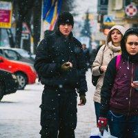 на переходе :: Александр Мартовецкий