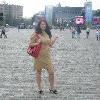 на площади :: Елена Болибок