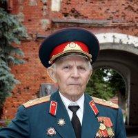 защитник крепости :: виктор омельчук