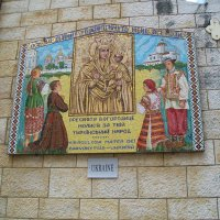 одна из икон в храме Благовещения :: Галина Pavel
