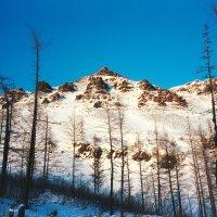 Гора Листвяная Зима :: Сергей Карцев