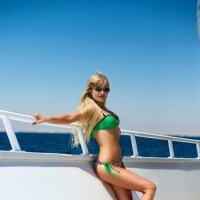 отдых на яхте :: sanekmrs MRS