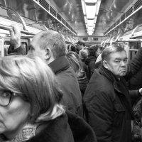 метро :: Максим Никитенков