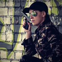 милитари :: Алёна Горбылёва