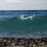 Море... Утро. :: Нелли *