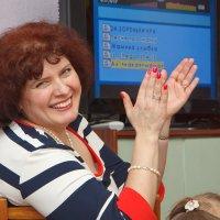 Наша любимая детсадовская МУЗА Елена Владимировна! :: Дарья Казбанова