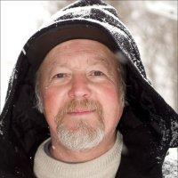 Портрет в снегопаде :: Виктор (victor-afinsky)