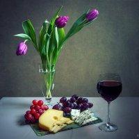 Про сыр и вино... :: Ирина Приходько