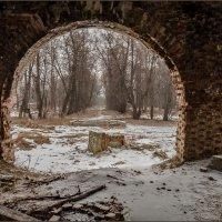 Март... руины.. :: Наталья Rosenwasser