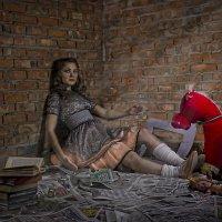 Кукла Настя :: Елена +++