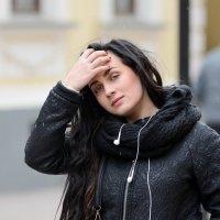Поправляя волосы. :: Александр Степовой