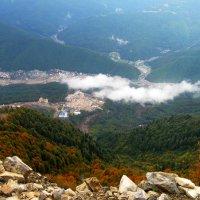 Вид на олимпийскую деревню :: Мария Богуславская