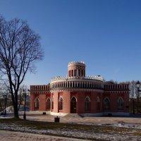Третий Кавалерийский корпус в Царицыно. :: Ольга
