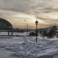 Вид на левый берег. :: Sergey Kuznetcov