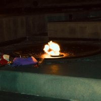 Огонь как душа :: Света Кондрашова