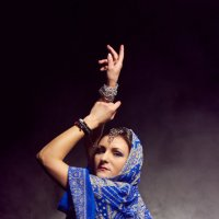 Индианка :: Смагина Оксана