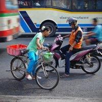 Ты стреляла?! .... теперь волнения в Бангкоке... :: Людмила Шустова