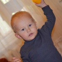 Мой маленький :: Екатерина Прокопенкова