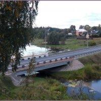 Мост через Оредеж :: vadim