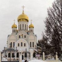 храм в честь крещения Руси 2 :: Андрей Польских