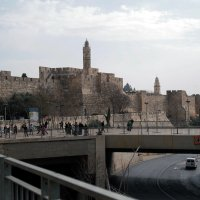 Ершалаим (Иерусалим) :: Лидия кутузова