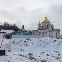 Н.Новгород. Алексеевская церковь. :: Максим Баранцев
