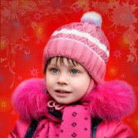 Девочка :: Виктория Гавриленко
