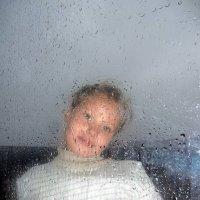 Дождь за окном... :: Нина