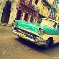 Cuban car :: Arman S