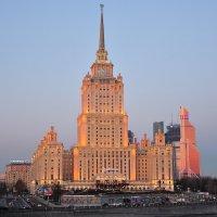 Гостиница Украина :: Иван Косачев