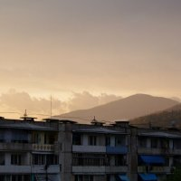 вид из моего окна :: Olga Sergeeva